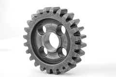 Gear on white Royalty Free Stock Photos