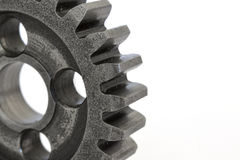 Gear on white Royalty Free Stock Images