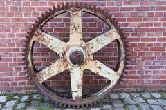 Gear at Zeche Zollverein Stock Images