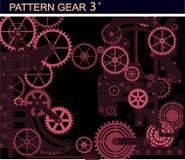 gear3 πρότυπο Στοκ εικόνα με δικαίωμα ελεύθερης χρήσης