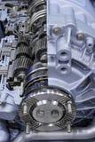 Gearbox automobilowy przekaz zdjęcie royalty free