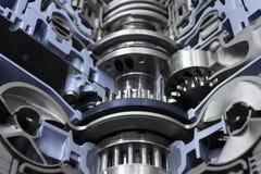 Gearbox automotive transmission Stock Photos
