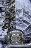 Gearbox automotive transmission Royalty Free Stock Photo