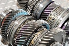Gearbox części. Obrazy Stock