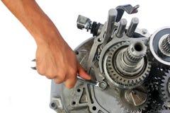 gearbox naprawianie Obrazy Stock