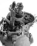 Gearbox overhall Royalty Free Stock Photo