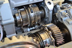 The Gearbox Royalty Free Stock Photo