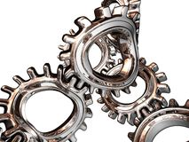 Free Gears 002 Royalty Free Stock Photos - 1137808