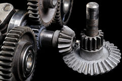 Gears. Stock Images
