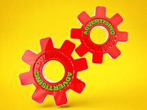 Gears Stock Images