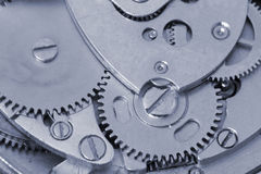 Gears. Clockwork Stock Photography