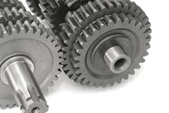 Gears #7 Royalty Free Stock Image