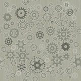 Gears Abstract Background. Useful abstract background with different gears and cogs; Layered file for easy edit Stock Images