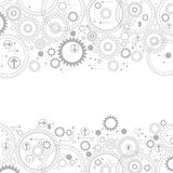 Gears backgrounds Stock Photos