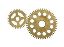 Gears. Royalty Free Stock Photography