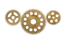 Gears. Royalty Free Stock Photo