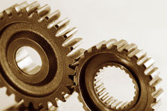 Gears Stock Image