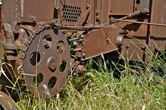 Gears, cogs,sprockets and chain Stock Photos