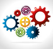 Gears, cogs or wheels Stock Photo