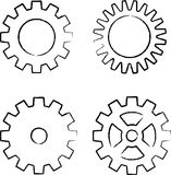 Gears collections Stock Photos