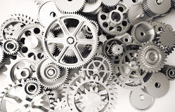 Gears Concept Royalty Free Stock Photography