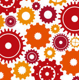 Gears design Royalty Free Stock Images