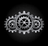 Gears design Stock Photos