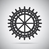 Gears design Royalty Free Stock Image