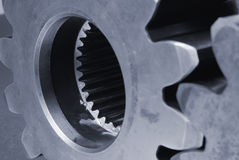Gears details Royalty Free Stock Photography