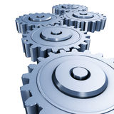 Gears engineering Royalty Free Stock Photos