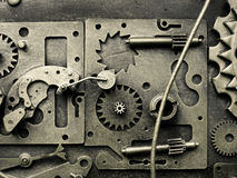 Free Gears From Old Mechanism Stock Photo - 8318550