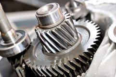 Gears. Stock Photos