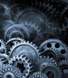 gears industri Royaltyfria Bilder
