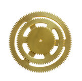 Gears. Isolated on white background Stock Photography
