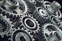 Gears mechanism Stock Image