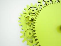 Gears mechanism concept Stock Photo
