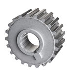 Gears of mechanisms Stock Images