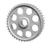 Gears of mechanisms Royalty Free Stock Photography