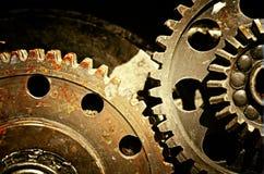 gears mekaniskt Royaltyfri Bild