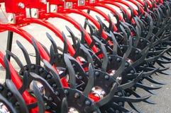 Gears meshing Stock Image