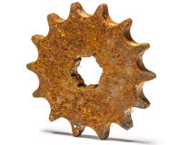 Gears old Royalty Free Stock Photography