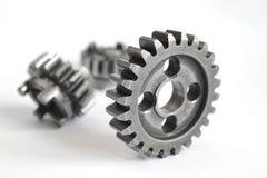 Free Gears On White Stock Photo - 51155270