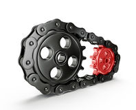 Gears part Stock Images