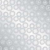 Gears pattern Royalty Free Stock Image