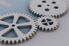 Gears Royalty Free Stock Photo