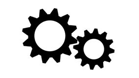 Gears stock footage