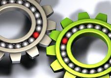 gears specialen Royaltyfria Foton