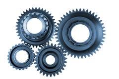 gears stål arkivfoton