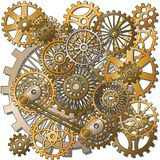 The gears Royalty Free Stock Photography