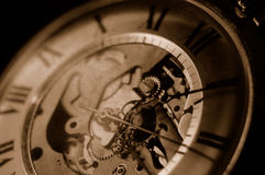 Gears of time Royalty Free Stock Images